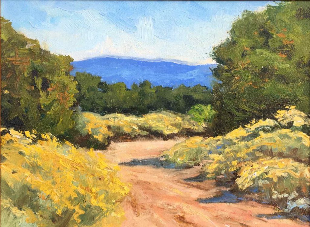 Chris Miller: Santa Fe Arroyo