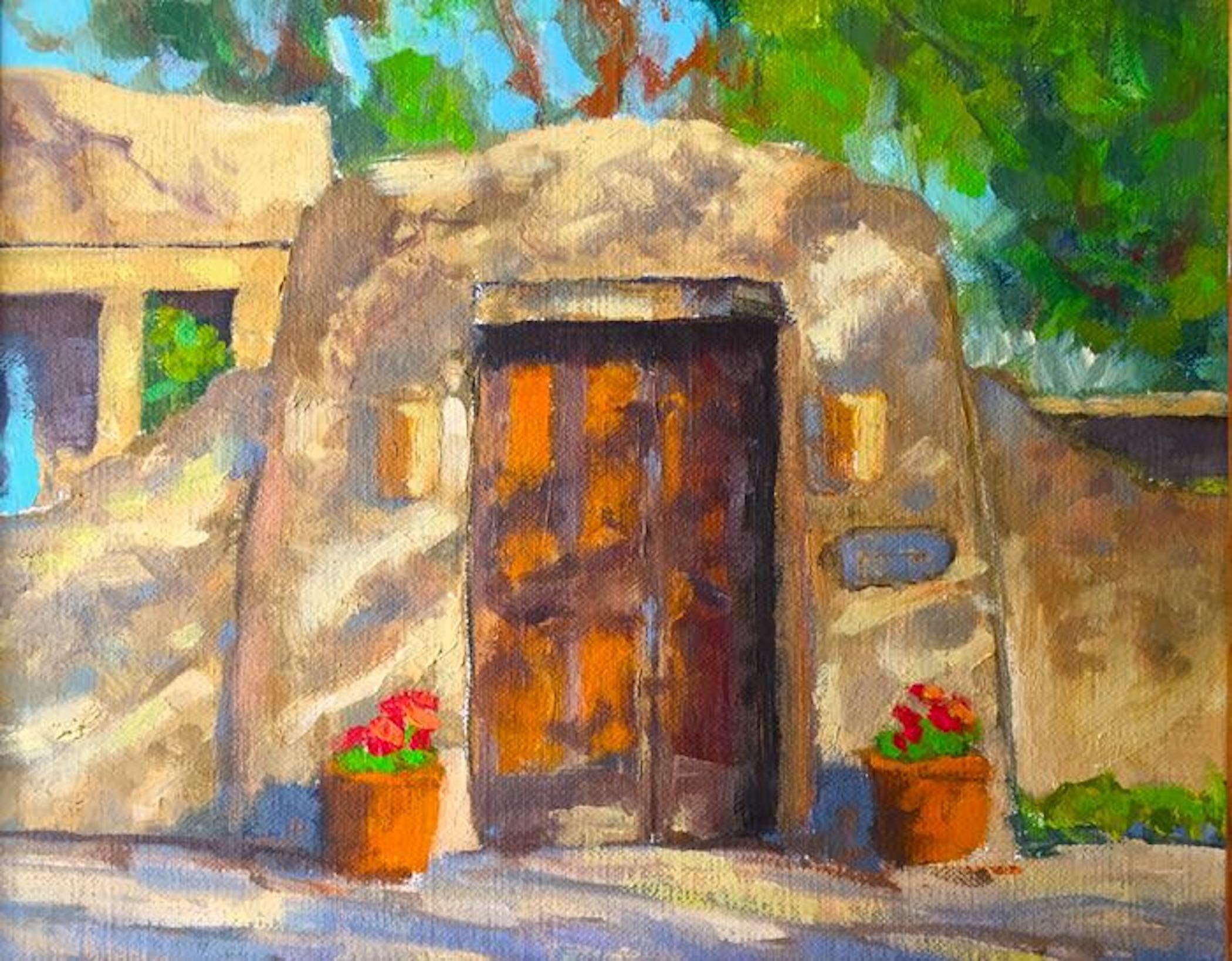 Chris Miller: Santa Fe Morning