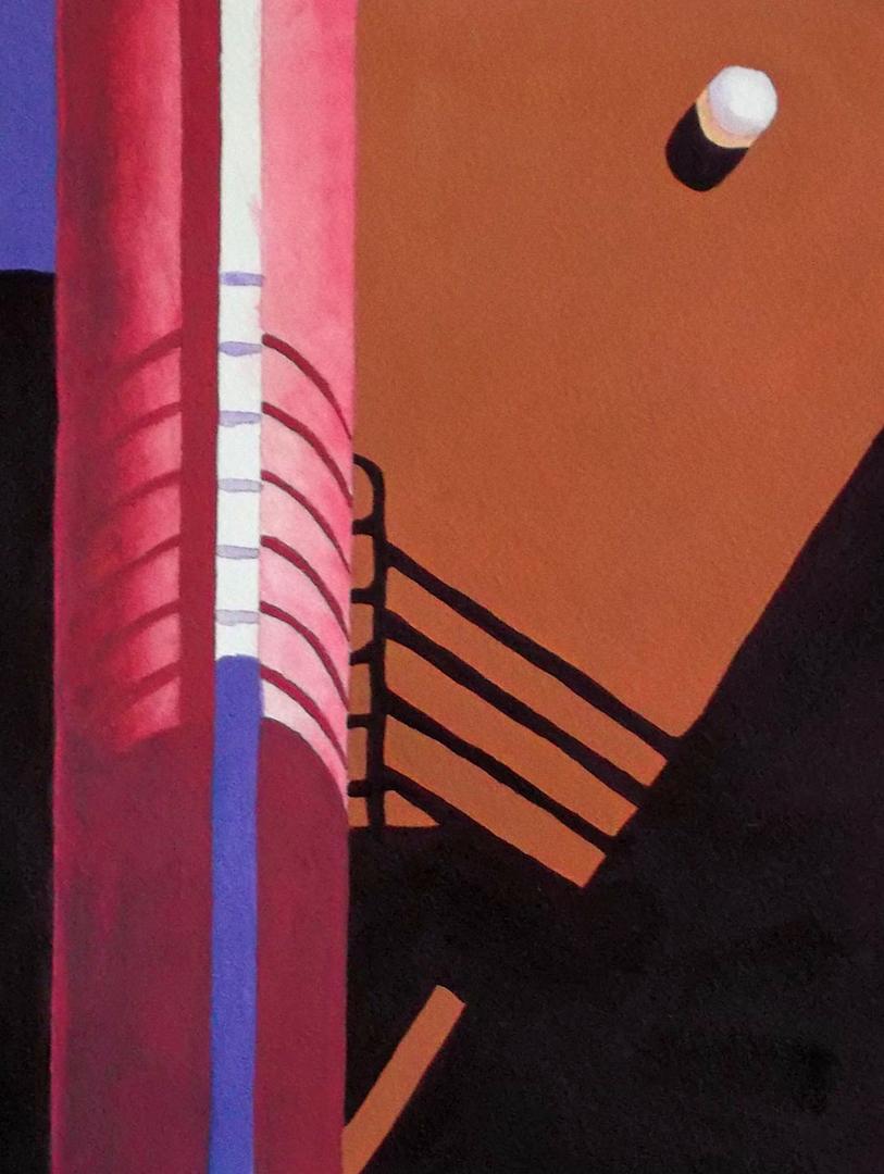 Janine Wilson: Shadows