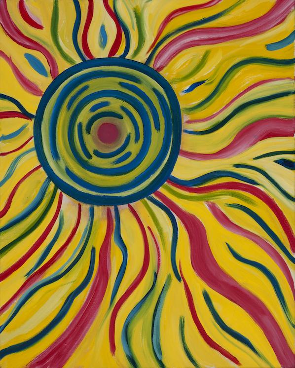 Tanya Musselwhite: Solar Burst