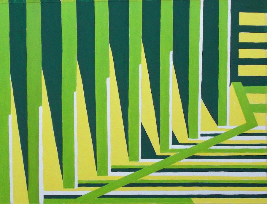 Janine Wilson: Wintergreen