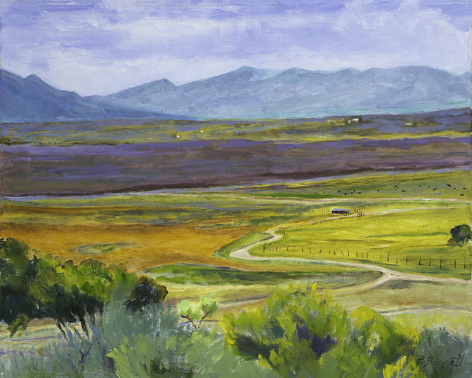Barbara Barrett: Wolf Springs Ranch Road