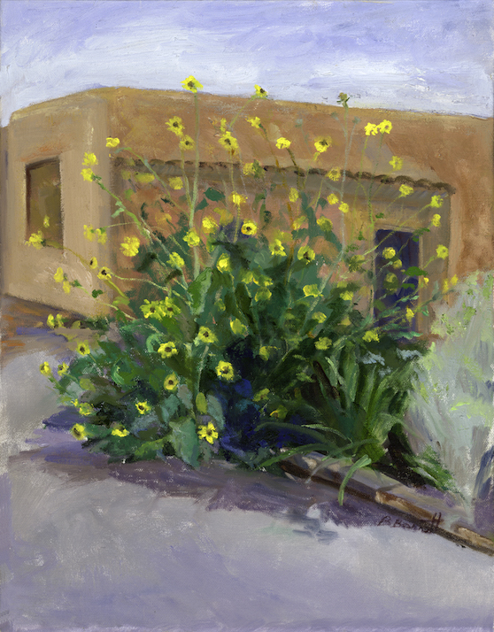 Barbara Barrett: Sunflower Symphony
