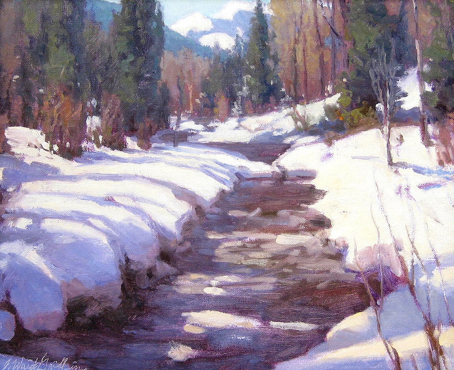 J. Waid Griffin: Aspen Creek