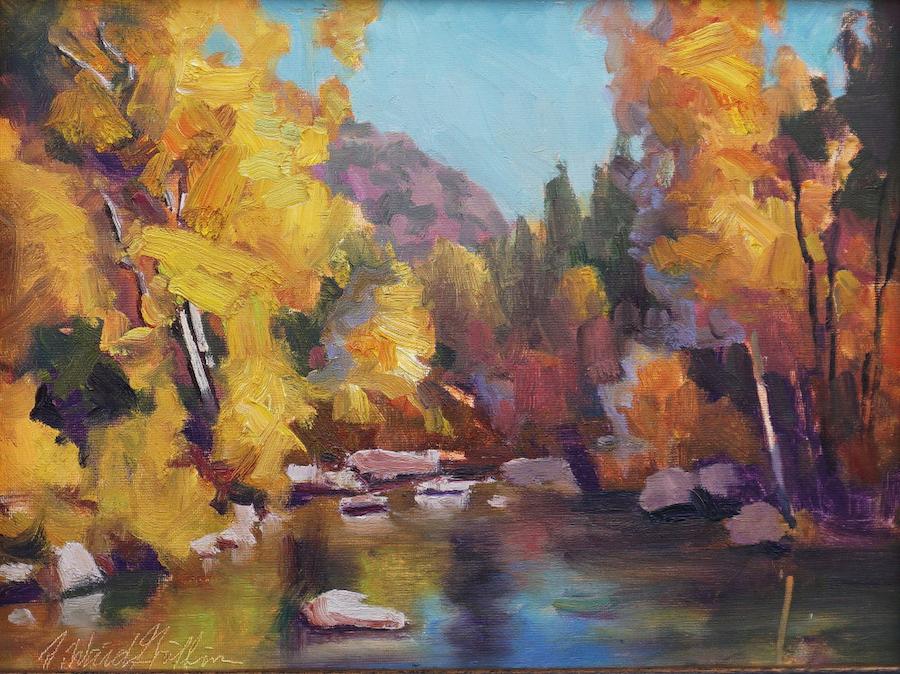 J. Waid Griffin: Autumn Symphony