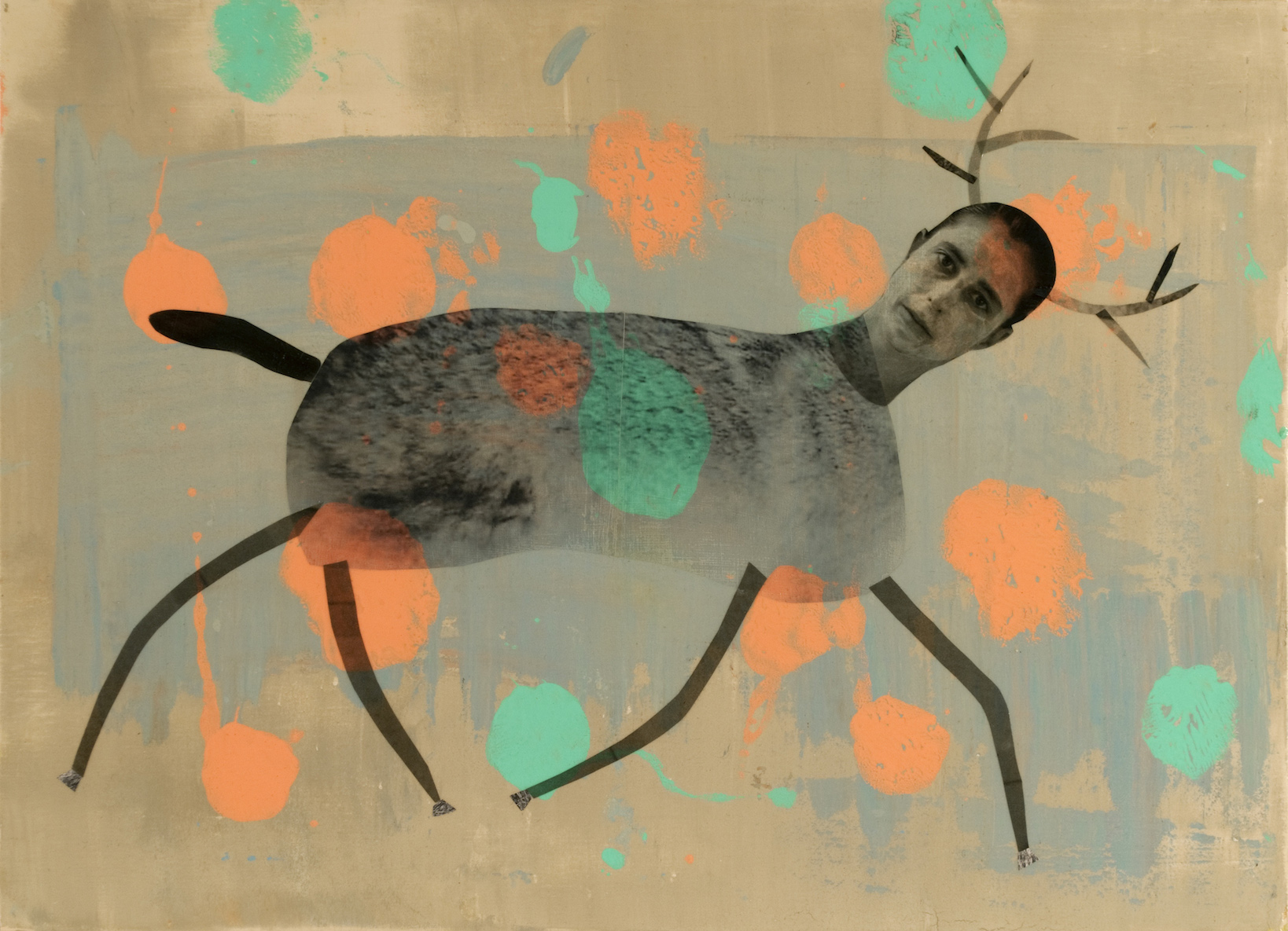 Holly Roberts: Deer with Spots