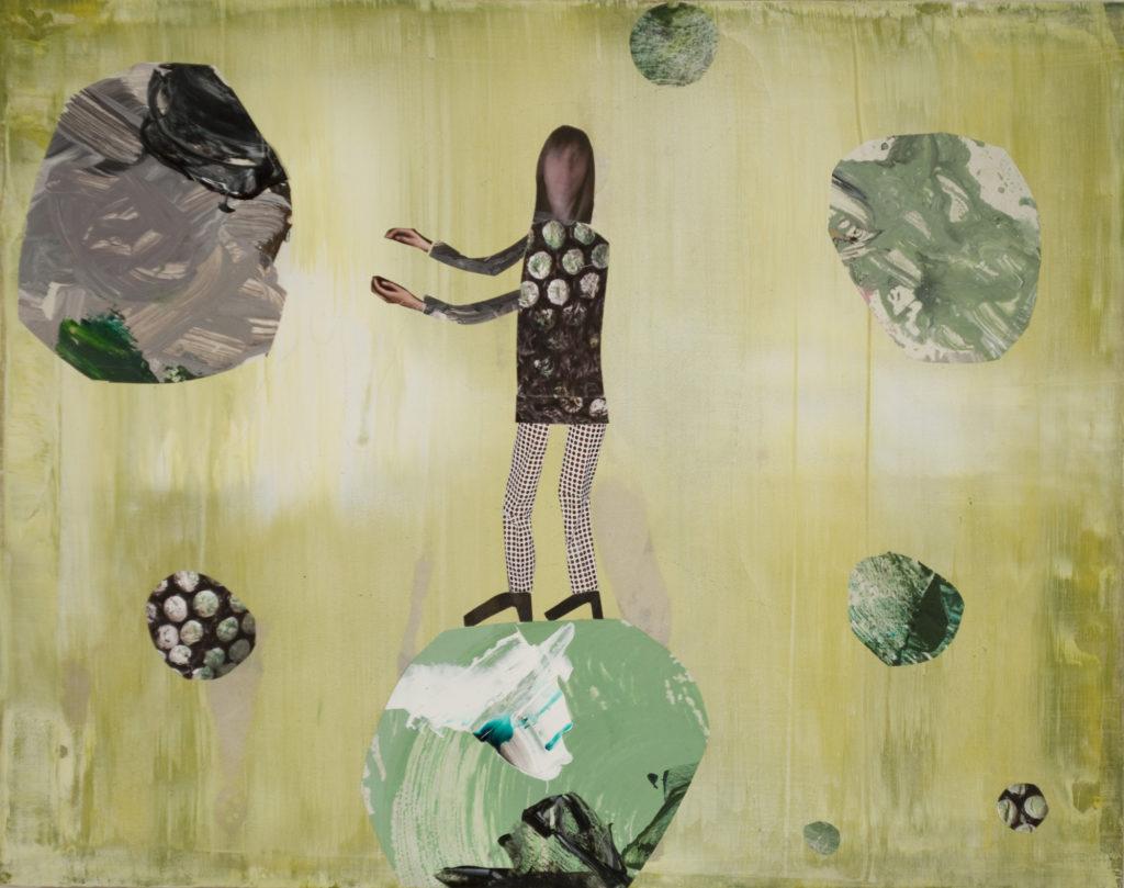 Holly Roberts: Falling Sky III