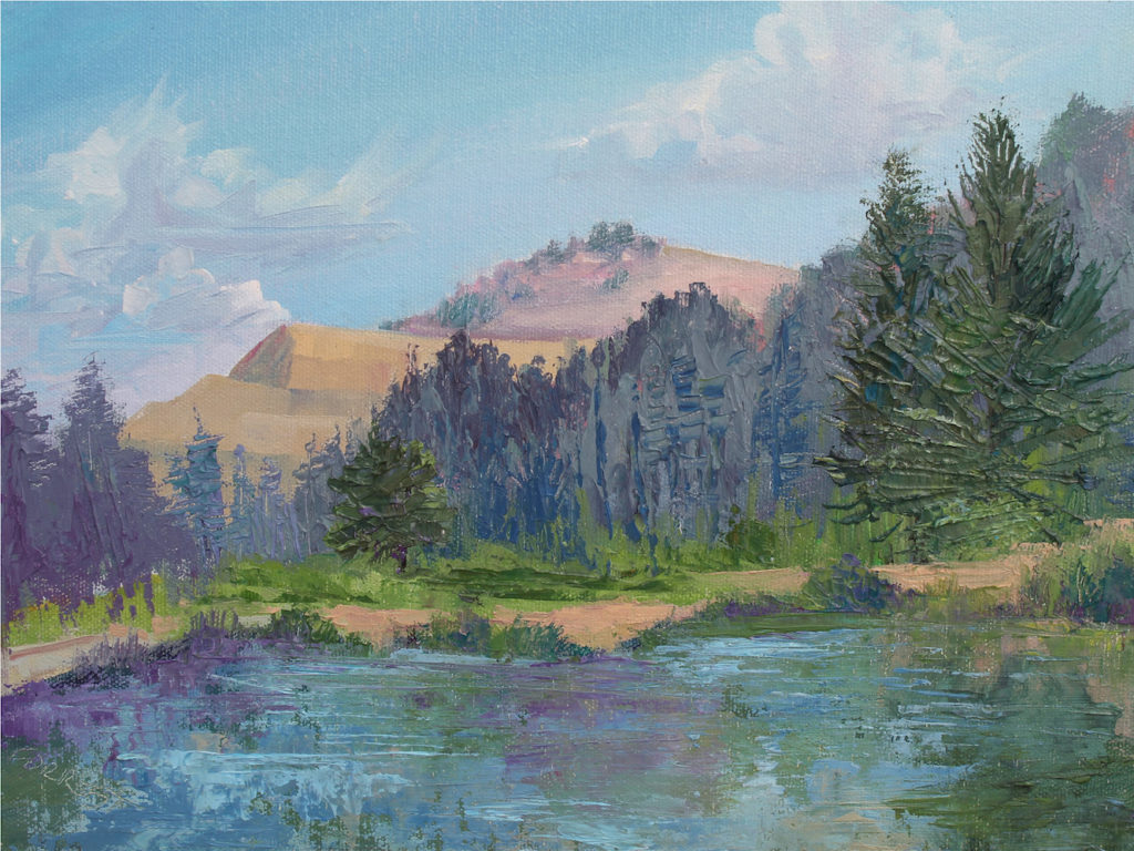 Carla Forrest: Fawn Lakes