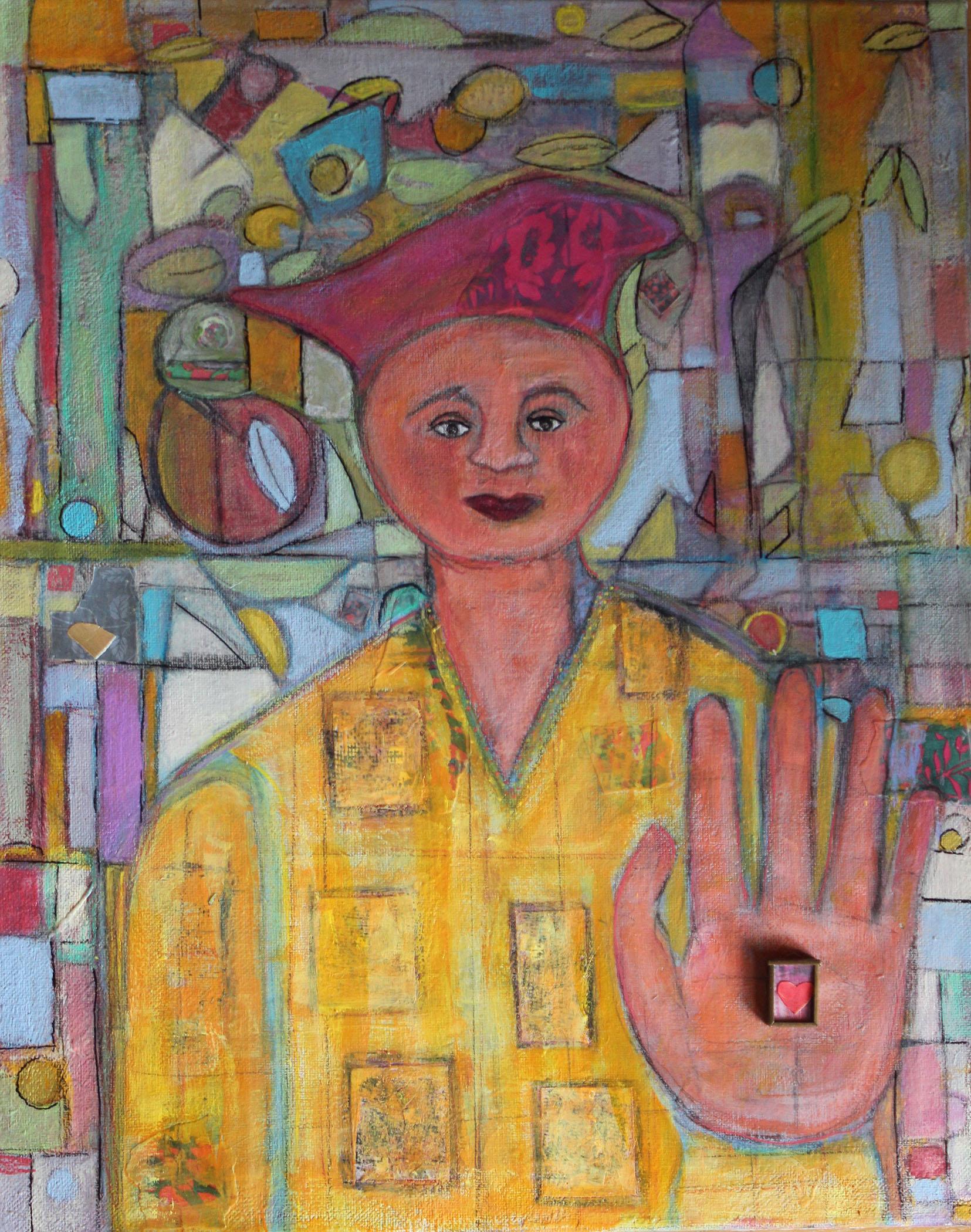 Ilene Weiss: Heart in Hand