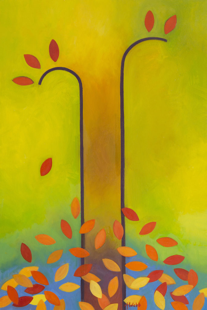 Alice Webb: Joyful Autumn