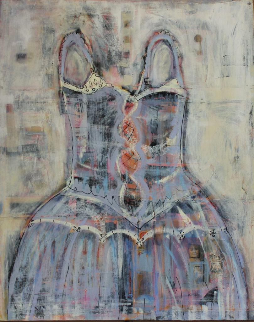 Ilene Weiss: Memory Dress