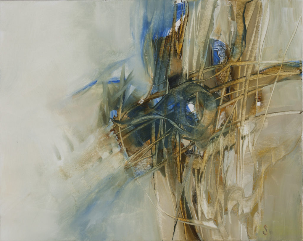 Dianna Shomaker: Nest in the Reeds