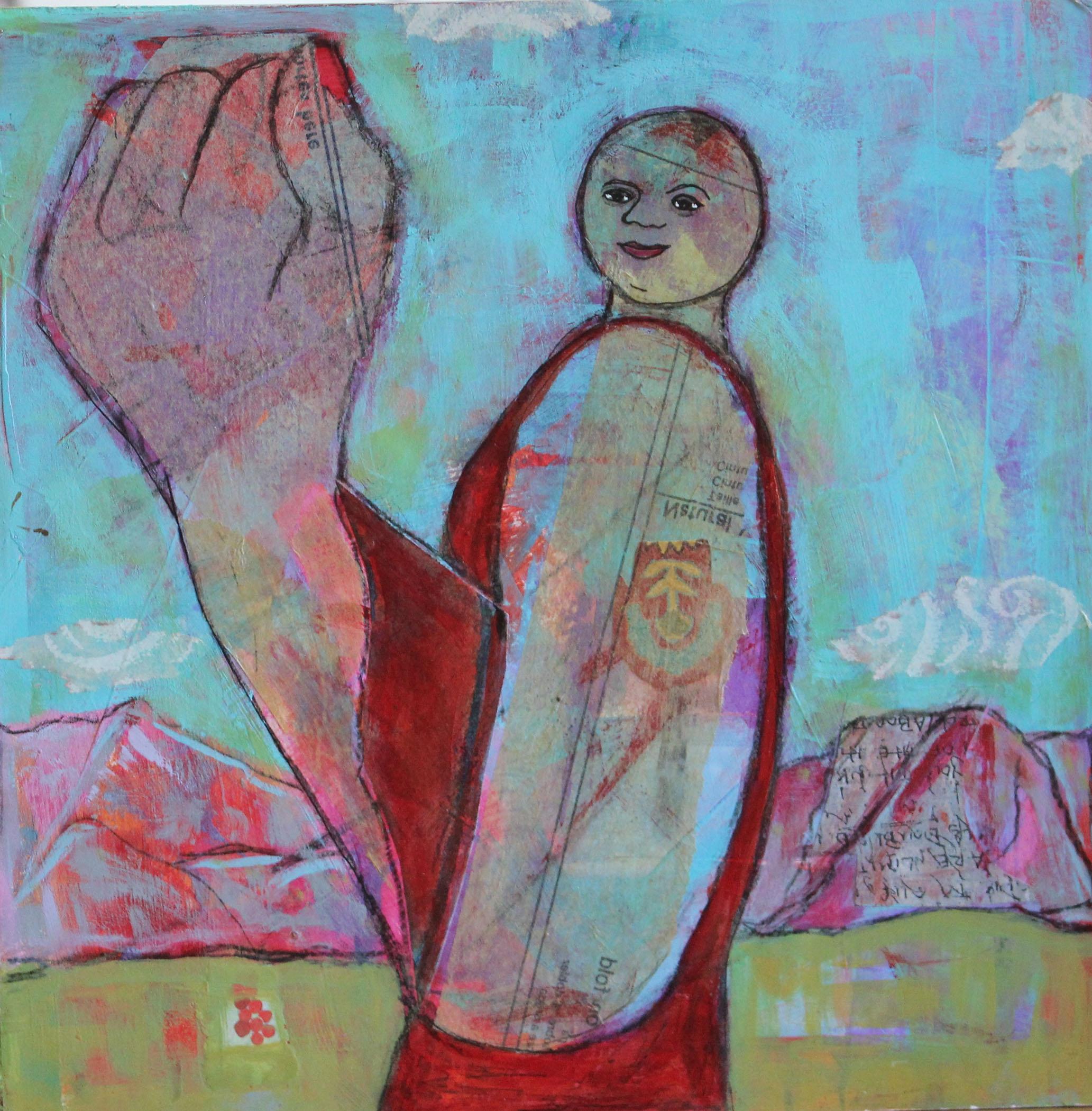 Ilene Weiss: Resist