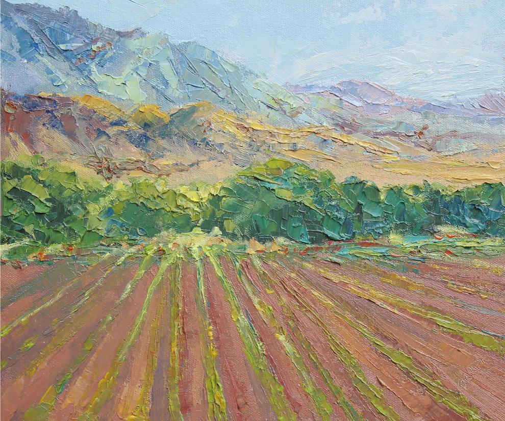 arla Forrest: Spring Planting