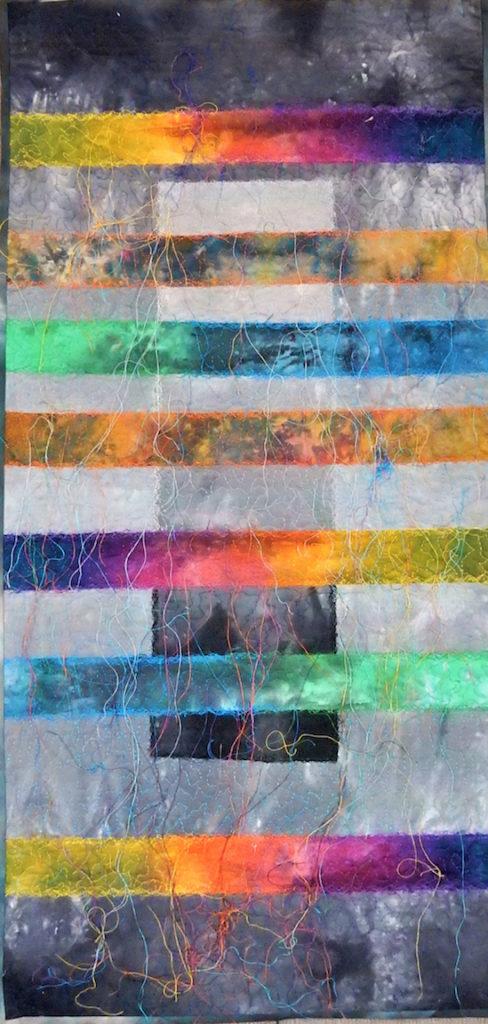 Renée Brainard Gentz: Straight Lines