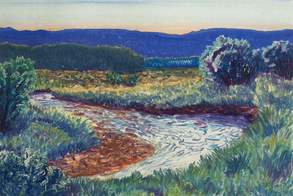 Russell Hamilton: Silver Pool