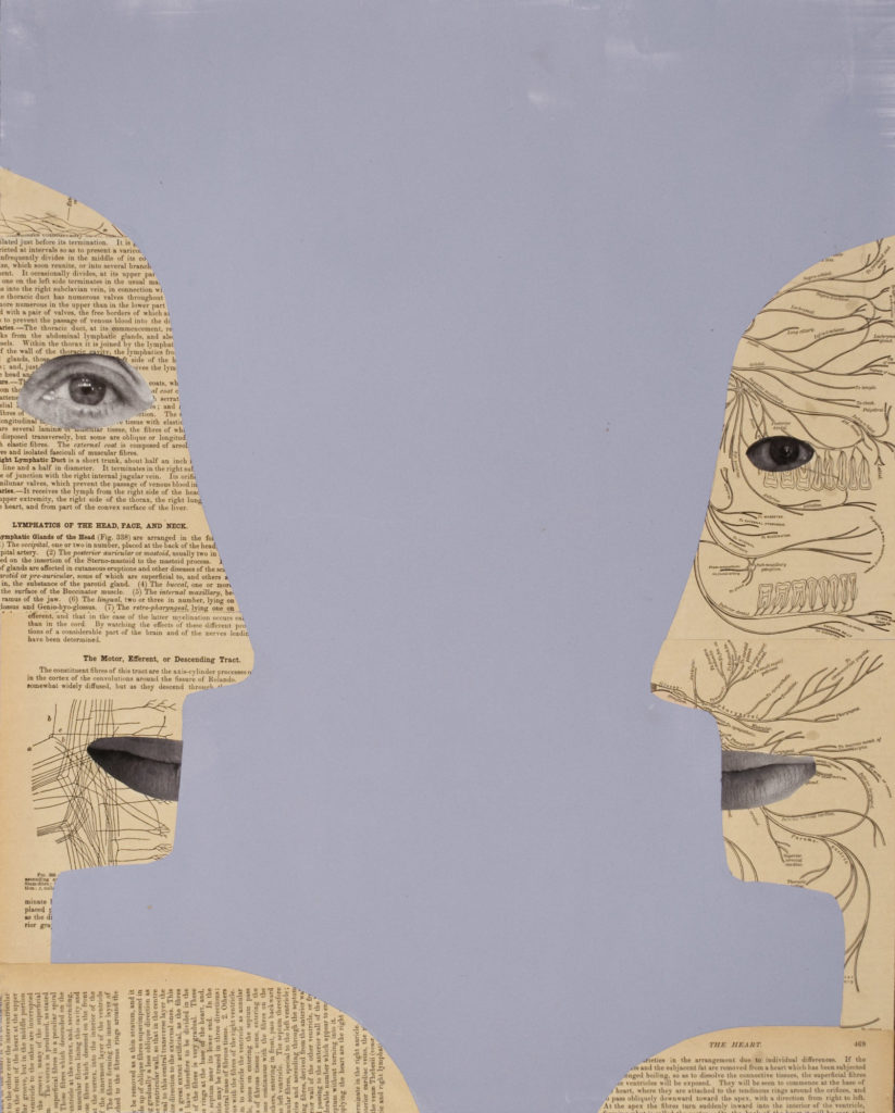 Holly Roberts: Two People Talking