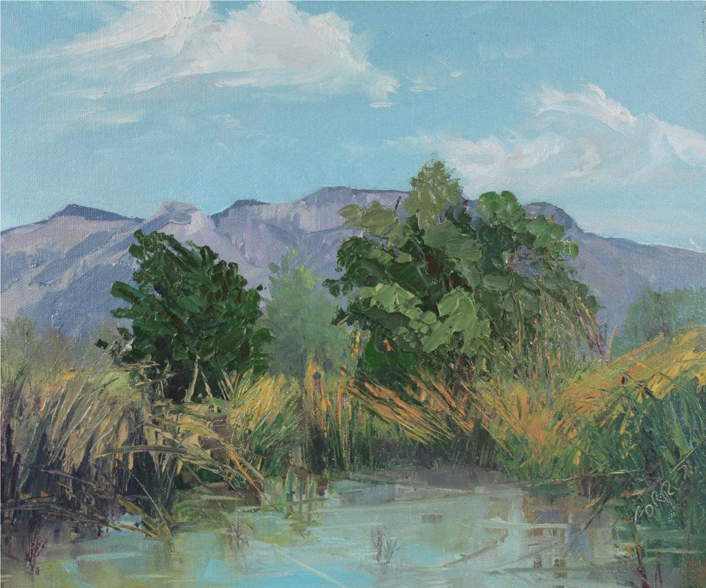 Carla Forrest: Westside Wetlands