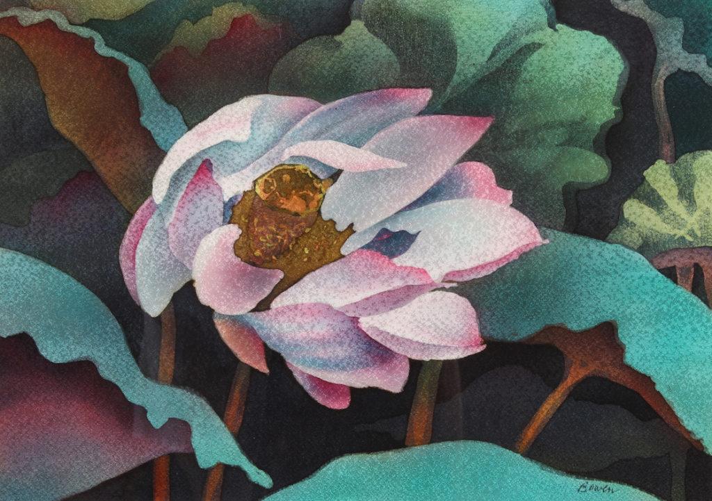 Dorothy Bunny Bowen: Lotus Study