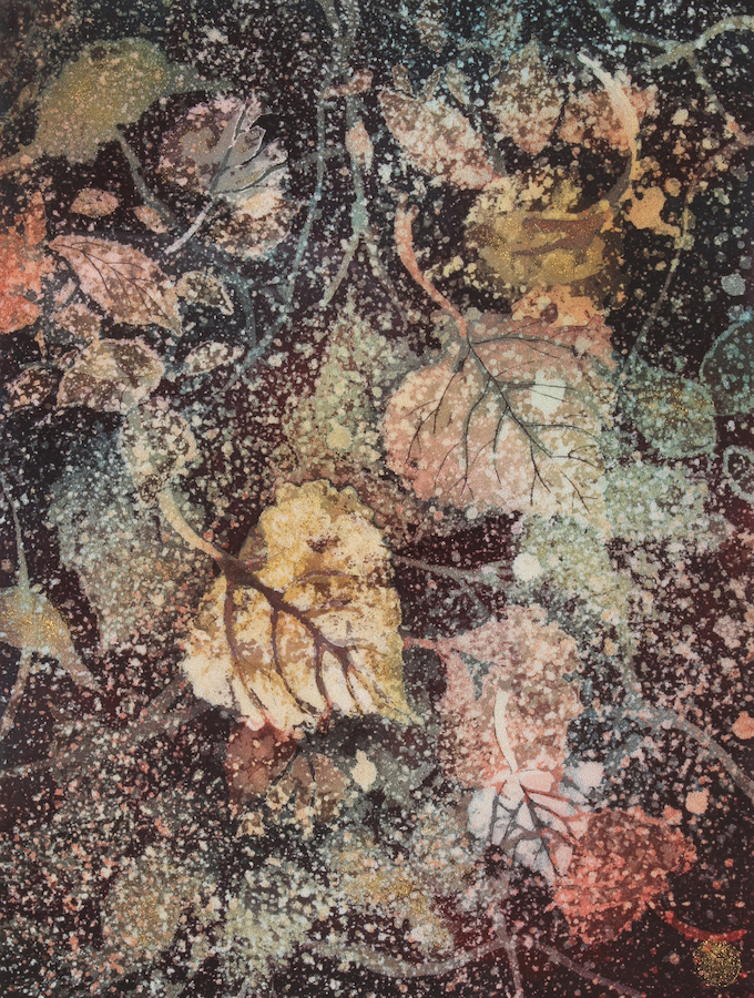 Dorothy Bunny Bowen: November Mosaic