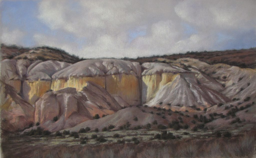 Nancy Silvia: Chama Bluffs