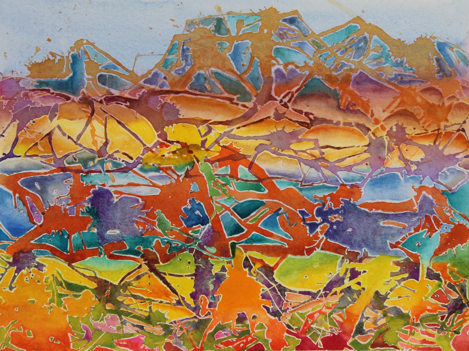 Susan Weeks: Desert Kaleidoscope