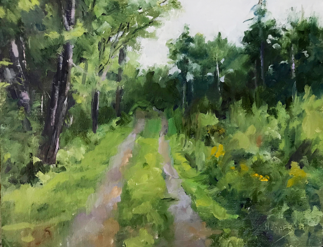 Carol Hopper: Heading In