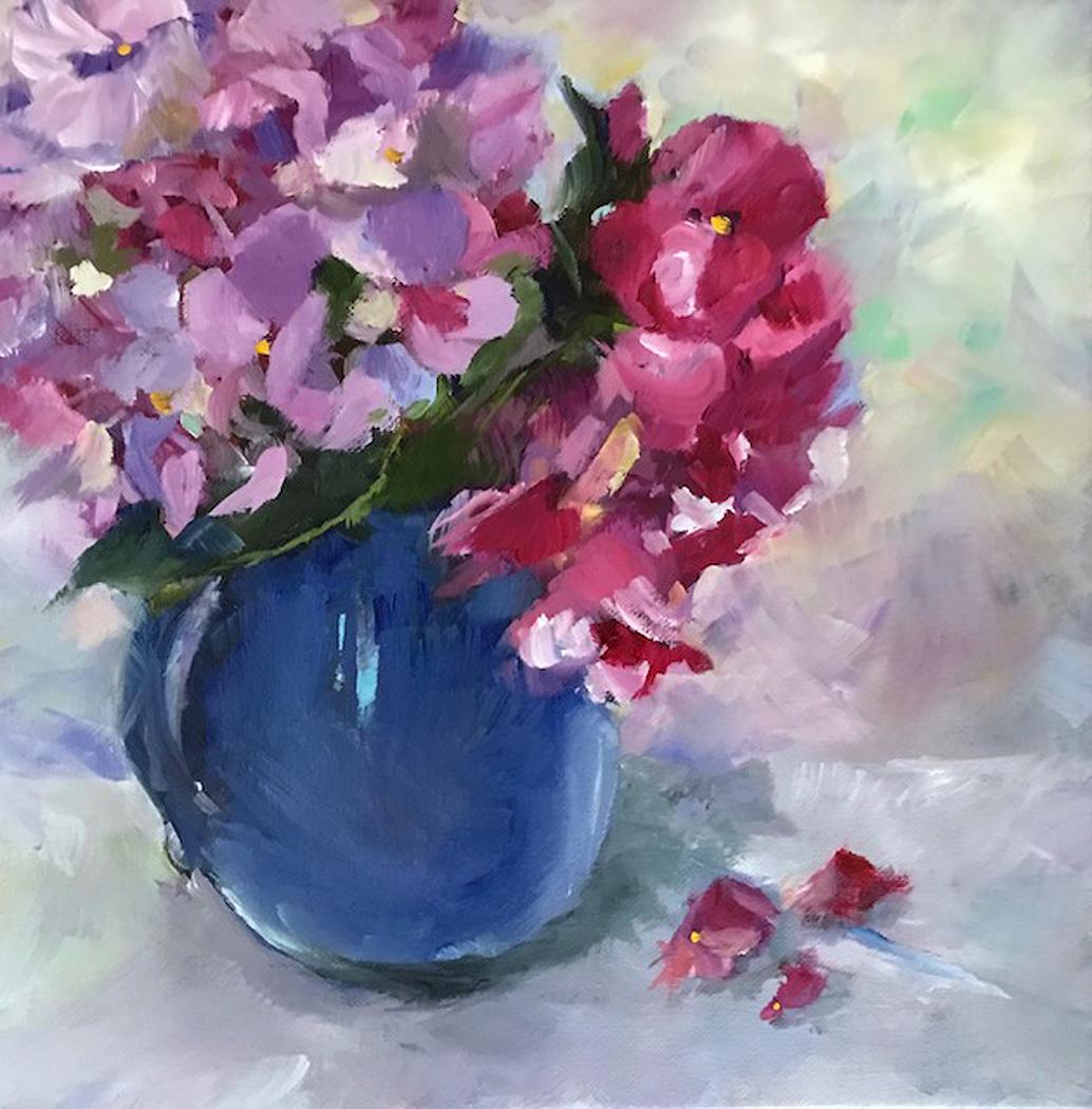 Carol Hopper: Hydrangea Bouquet