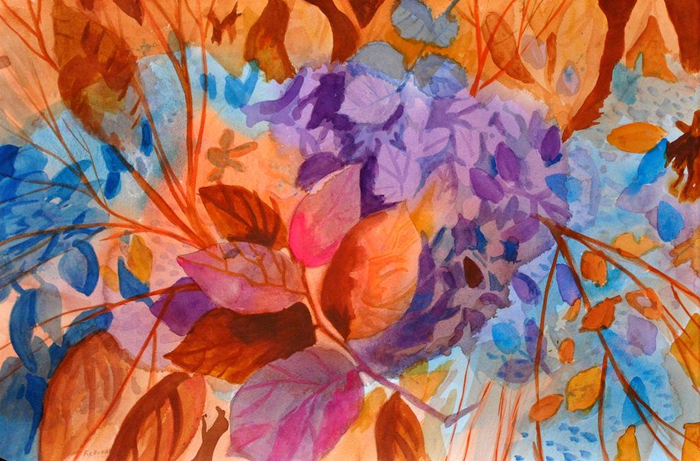 Fran Krukar: Natures Carpet