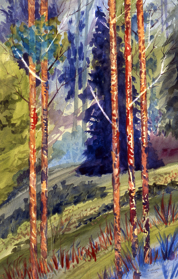 Fran Krukar: Picnic Spot