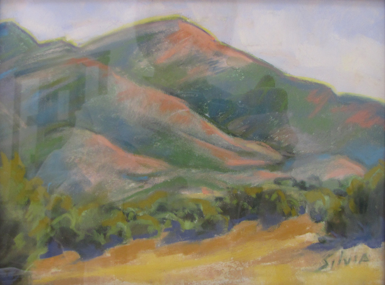Nancy Silvia: Placitas Afternoon