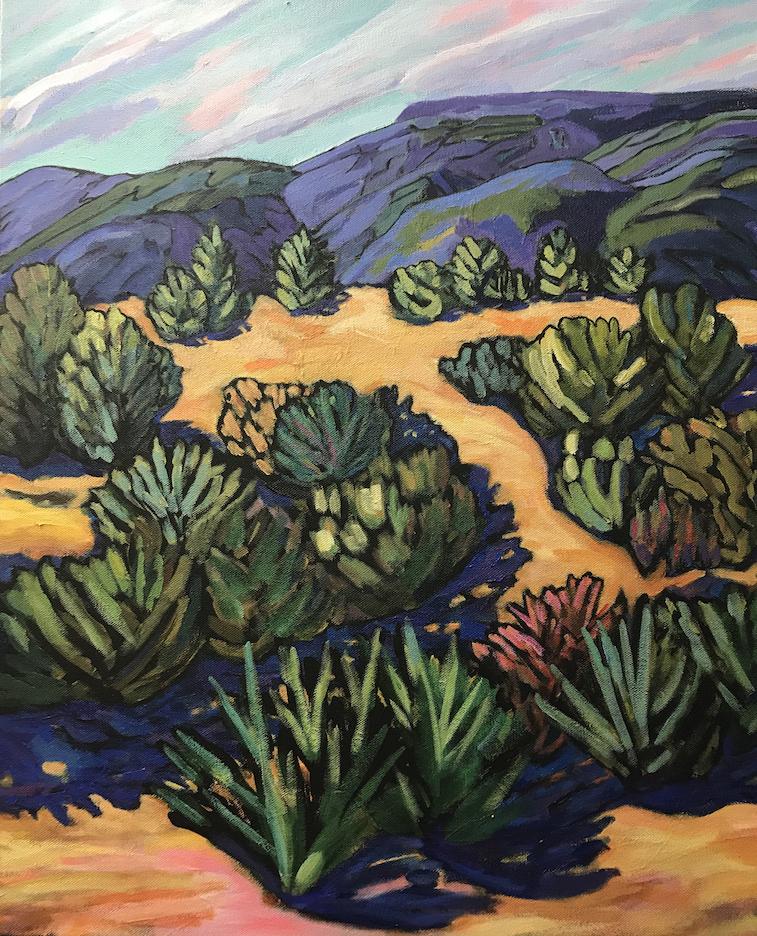 Risa Taylor: Placitas Trail