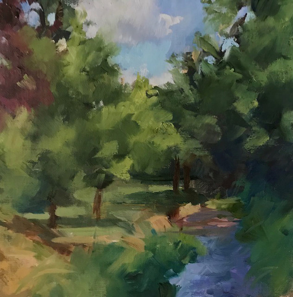 Carol Hopper: Quiet Stream