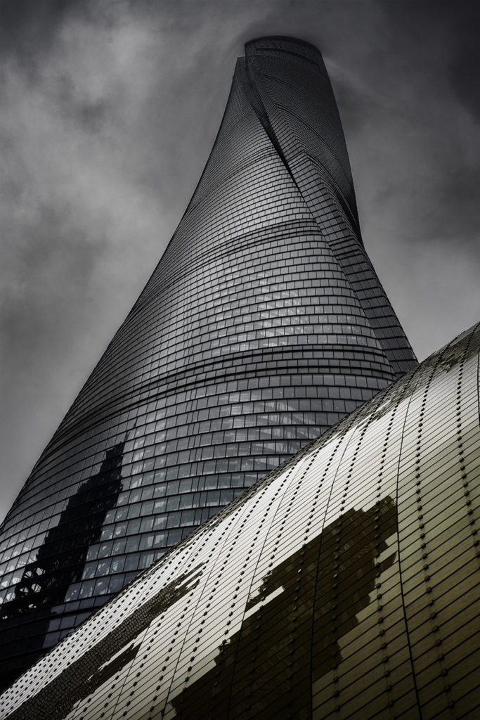 Jean-Paul de Jager: Shanghai Tower