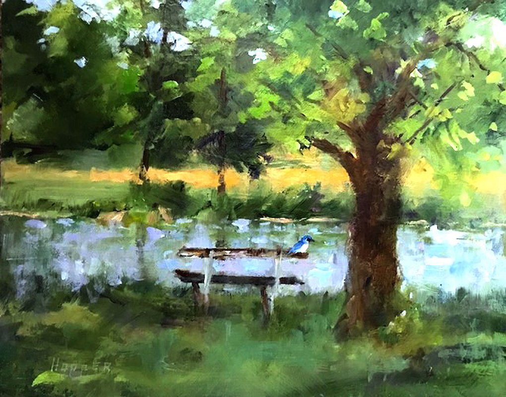 Carol Hopper: Sit Awhile