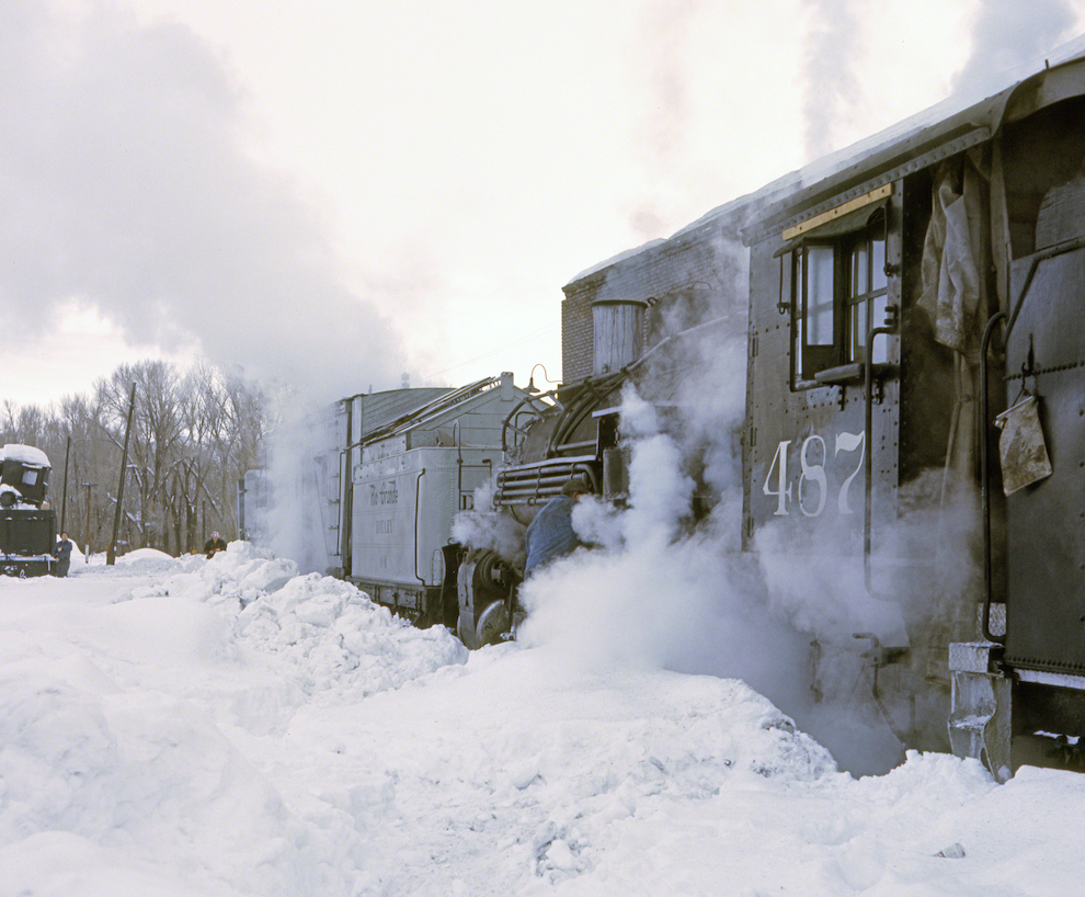 Martin Matlack: Steam and Sno