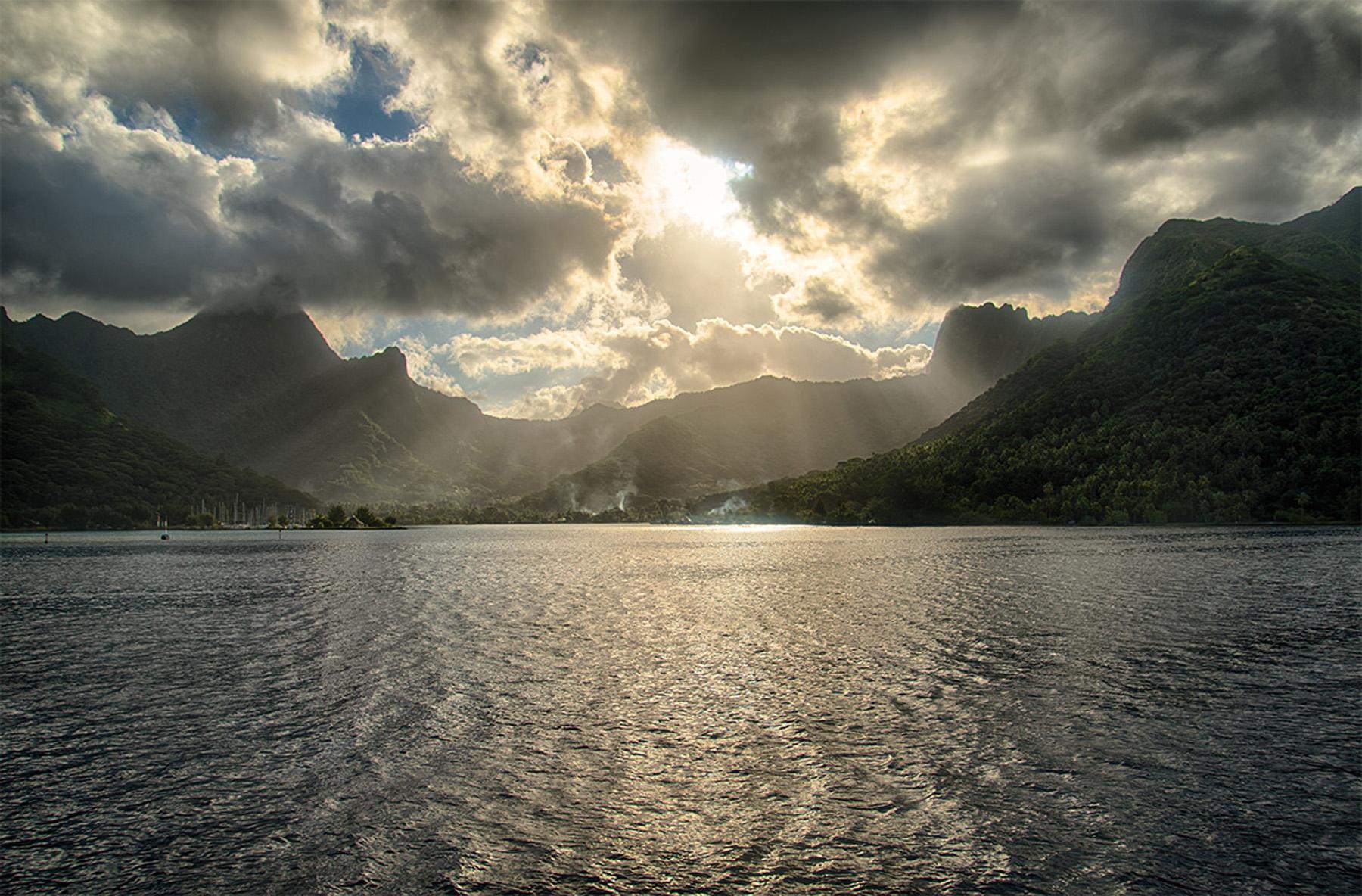 Jean-Paul de Jager: Tahiti