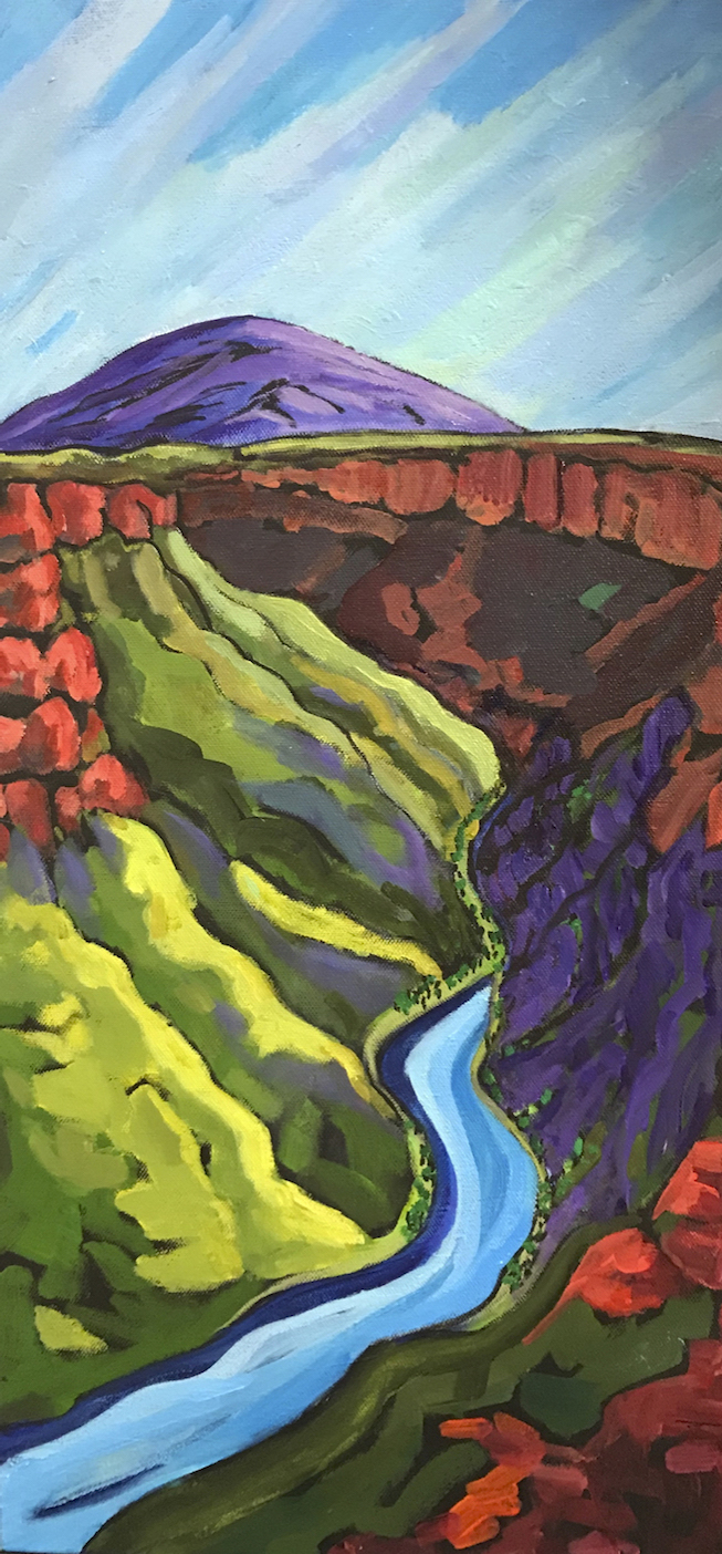 Risa Taylor: Wild River