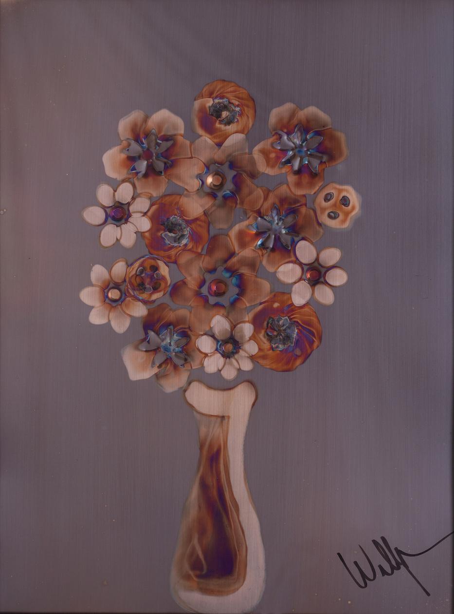 Troy Willingham: Blazing Blooms