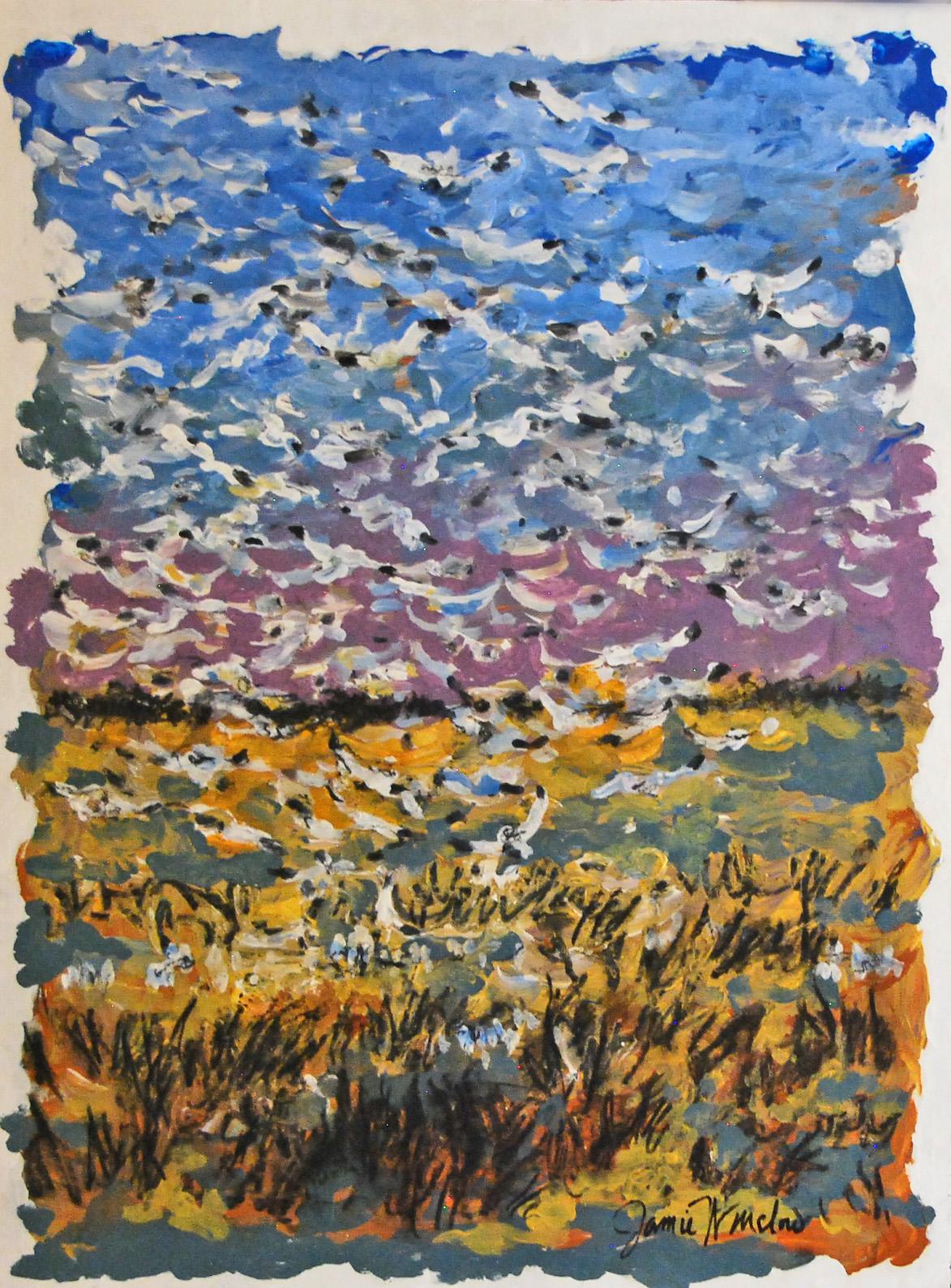 Jamie Winslow: Bosque Flight