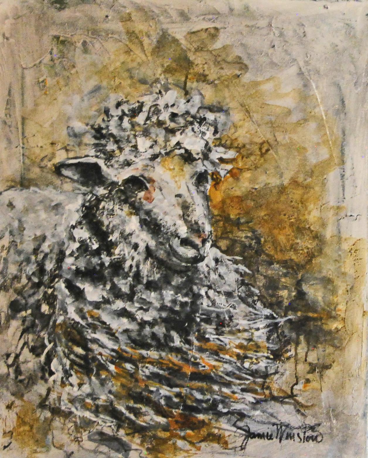 Jamie Winslow: Churro Lamb