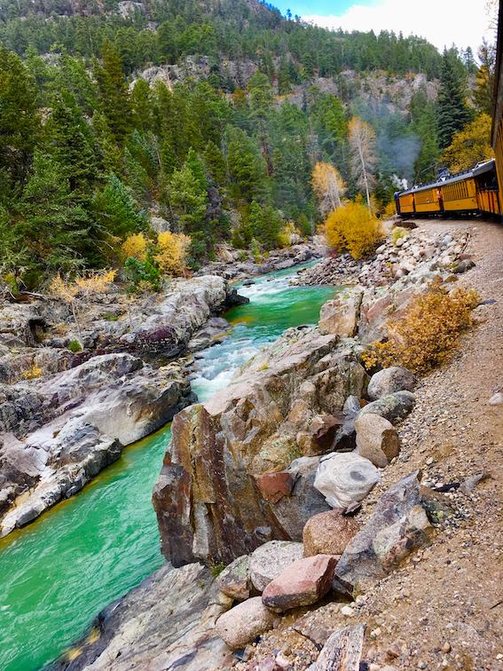 Jeri Burzin: Durango Train
