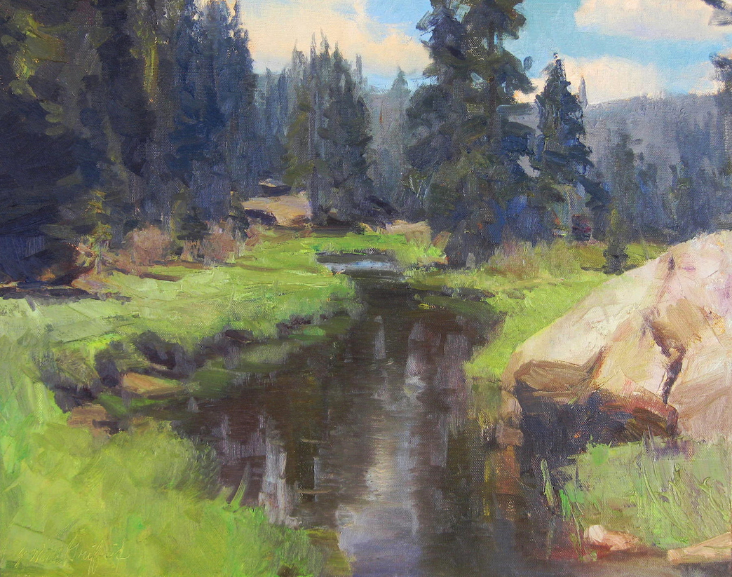 J. Waid Griffin: East Fork of the Jemez