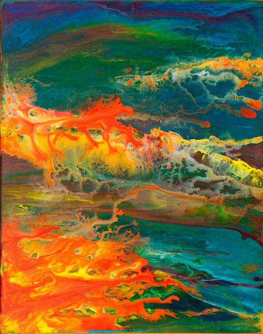 Ming Franz: Flowing Along