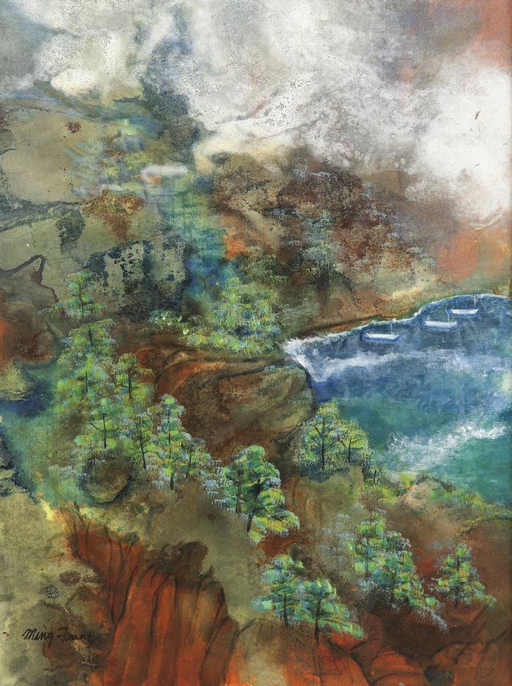 Ming Franz: Hidden Cove