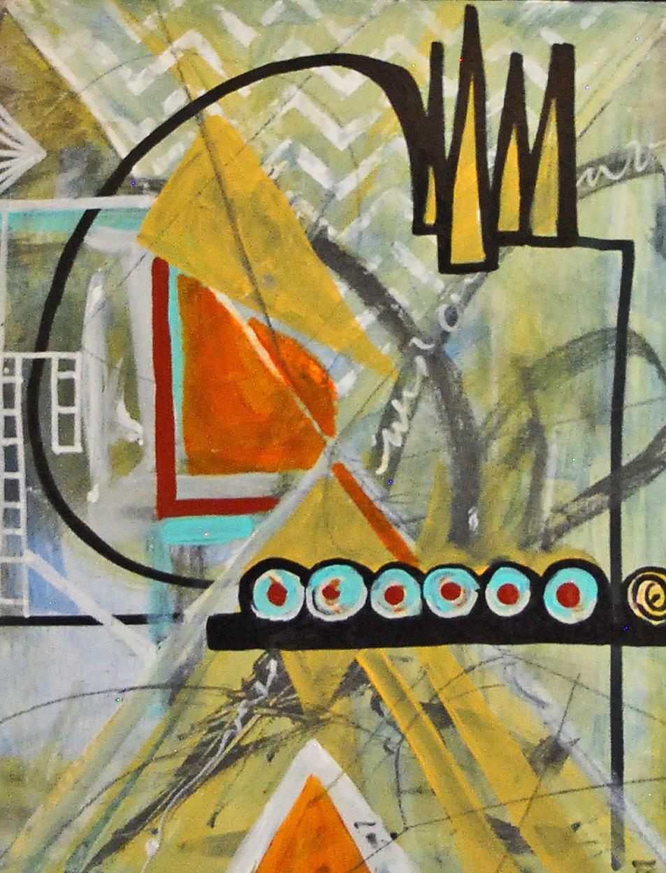Jamie Winslow: Landmarks 1