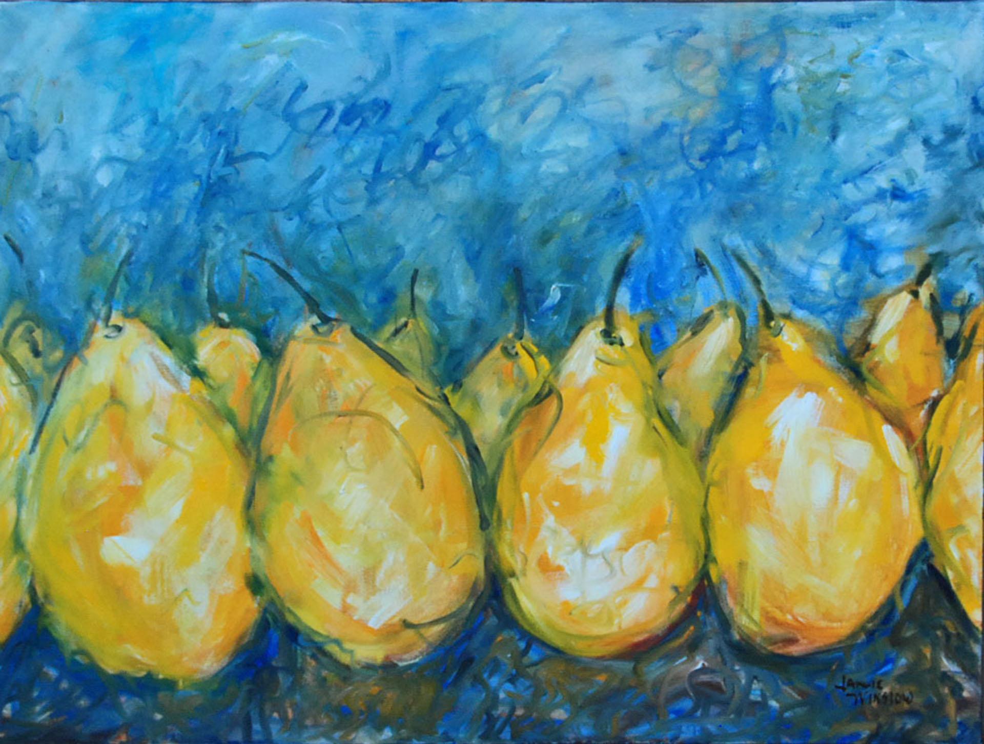 Jamie Winslow: Nodding Pears