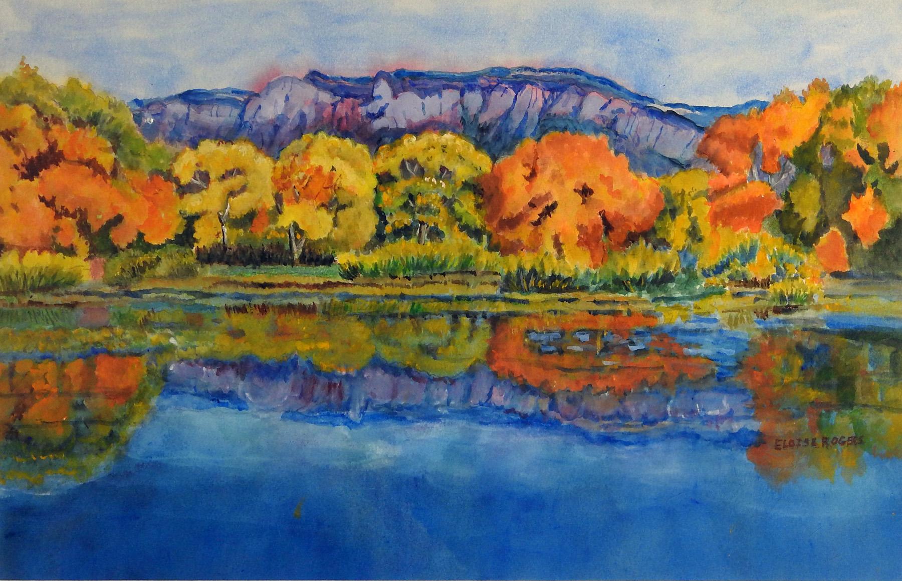 Eloise Rogers: Purple Mountain