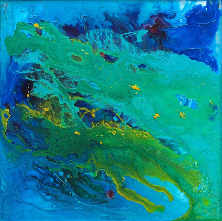 Ming Franz: Rhythm under the Sea