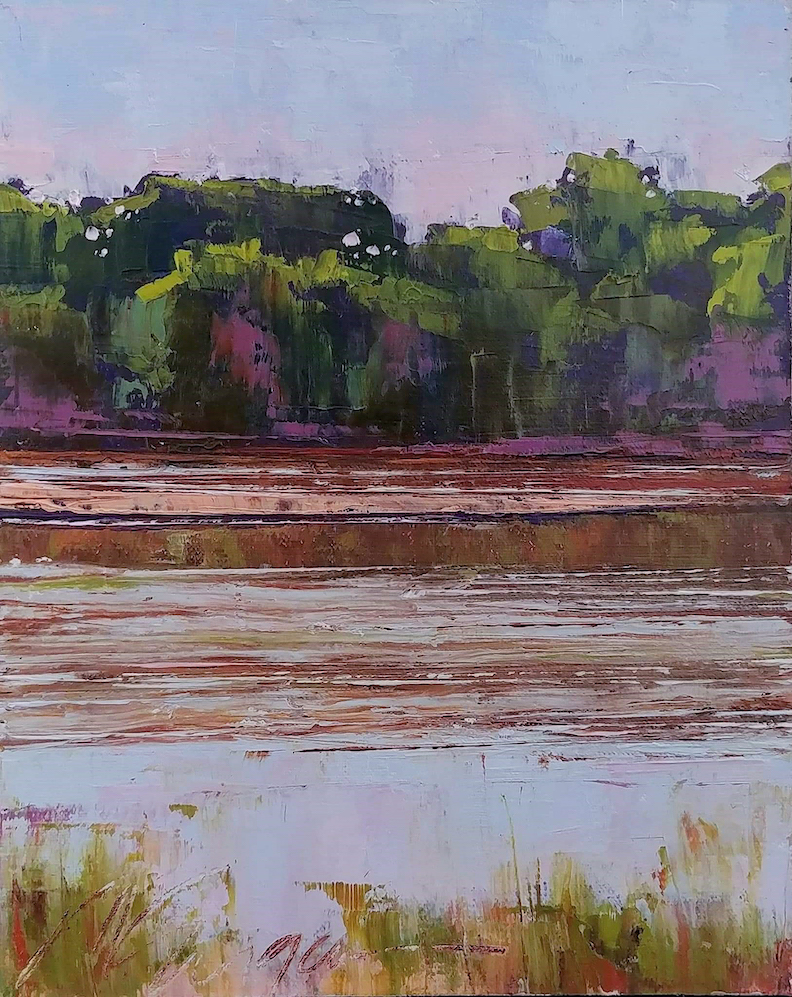 Monty Singer: River Morning